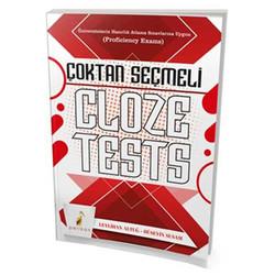 Pelikan Tıp Teknik Yayıncılık - Çoktan Seçmeli Cloze Tests