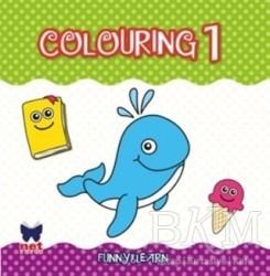 Net Çocuk Yayınları - Coloring 1