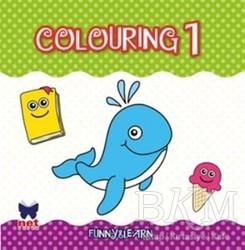 Net Çocuk Yayınları - Colouring 1