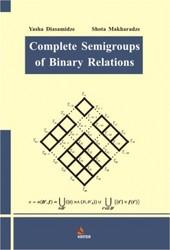 Kriter Yayınları - Complete Semigroups of Binary Relations