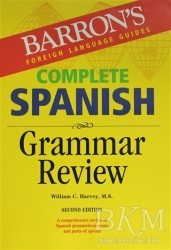 Barron's - Complete Spanish - Grammar Review