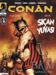 Lal Kitap - Conan Sayı: 37 Sıçan Yuvası