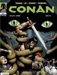 Lal Kitap - Conan Sayı: 40 İki Büyücü ve Bir Cenaze