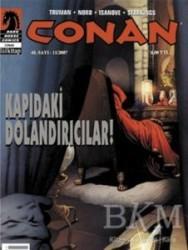 Lal Kitap - Conan Sayı: 41 Kapıdaki Dolandırıcılar!