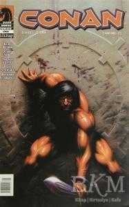 Conan Sayı: 5 Büyük Yangının Külleri