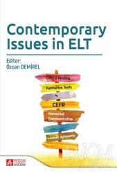 Pegem A Yayıncılık - Akademik Kitaplar - Contemporary Issues in ELT