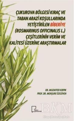 Çukurova Bölgesi Kıraç ve Taban Arazi Koşullarında Yetiştirilen BiberiyeRosmarinus Officinalis L. Çeşitlerinin Verim ve Kalitesi Üzerine Araştırmalar