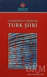 Cumhuriyet Dönemi Türk Şiiri - Thumbnail