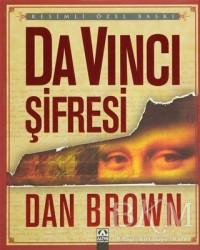 Altın Kitaplar - Özel Yayınlar - Da Vinci Şifresi Resimli Özel Baskı