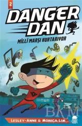 Mavi Kirpi Yayınları - Danger Dan - Milli Marşı Kurtarıyor