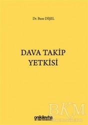 On İki Levha Yayınları - Dava Takip Yetkisi
