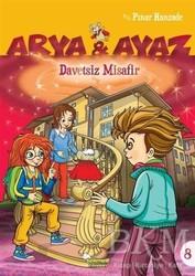Selimer Yayınları - Davetsiz Misafir - Arya ve Ayaz 8