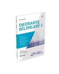 Murat Yayınları - Davranış Bilimleri 1