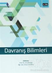 Eğitim Yayınevi - Ders Kitapları - Davranış Bilimleri