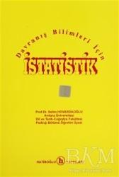 Hatiboğlu Yayınları - Davranış Bilimleri İçin İstatistik
