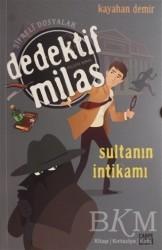 Carpe Diem Kitapları - Dedektif Milas - Sultanın İntikamı
