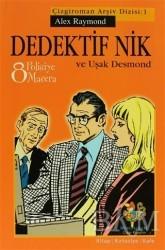 Marsık Kitap - Dedektif Nik ve Uşak Desmond