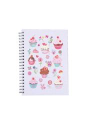 Deffter - Deffter Lovely Love Cupcake - 14*20 64180-2