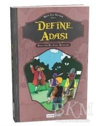 Mavi Lale Yayınları - Define Adası
