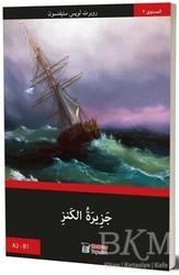 Mektep Yayınları - Define Adası (Arapça)