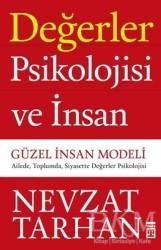 Timaş Yayınları - Değerler Psikolojisi ve İnsan - Güzel İnsan Modeli