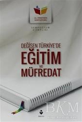 Tire Kitap - Değişen Türkiye'de Eğitim ve Müfredat