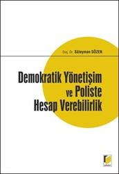 Adalet Yayınevi - Ders Kitapları - Demokratik Yönetişim ve Poliste Hesap Verebilirlik