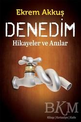 Cinius Yayınları - Denedim