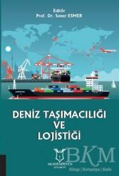 Akademisyen Kitabevi - Deniz Taşımacılığı ve Lojistiği