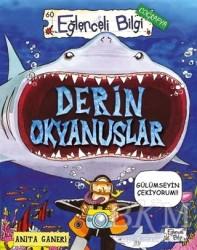 Eğlenceli Bilgi Yayınları - Derin Okyanuslar - Eğlenceli Bilgi