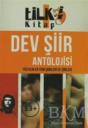Tilki Kitap - Dev Şiir Antolojisi