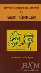 Berikan Yayınları - Devlet, Demokratik Değerler ve Eski Türkler