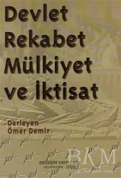 Değişim Yayınları - Ders Kitapları - Devlet Rekabet Mülkiyet ve İktisat