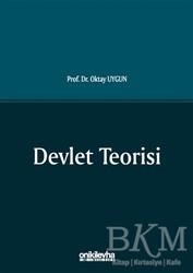 On İki Levha Yayınları - Ders Kitapları - Devlet Teorisi
