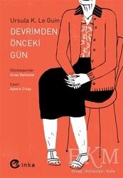 İnka Yayınları - Devrimden Önceki Gün