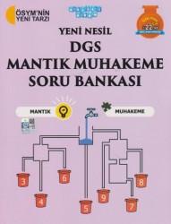 Akıllı Adam Yayınları - DGS Mantık Muhakeme Soru Bankası Akıllı Adam Yayınları