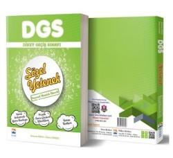 Nisan Kitabevi - Hazırlık Kitaplar - DGS Sözel Yetenek Konu Anlatımlı Soru Bankası
