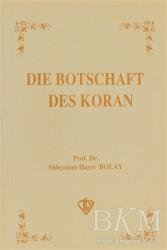 Türkiye Diyanet Vakfı Yayınları - Die Botschaft Des Koran