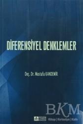 Pegem A Yayıncılık - Akademik Kitaplar - Diferensiyel Denklemler