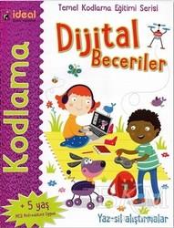 İdeal Kültür Yayıncılık - Dijital Beceriler - Temel Kodlama Eğitimi Serisi