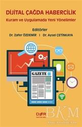 Der Yayınları - Dijital Çağda Habercilik