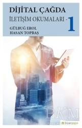 Hiperlink Yayınları - Dijital Çağda İletişim Okumaları - 1