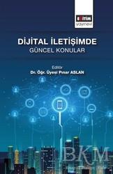Eğitim Yayınevi - Ders Kitapları - Dijital İletişimde Güncel Konular