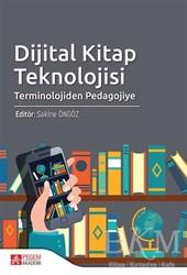 Pegem A Yayıncılık - Akademik Kitaplar - Dijital Kitap Teknolojisi