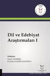 Akademisyen Kitabevi - Dil ve Edebiyat Araştırmaları 1