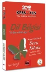 Yargı Yayınları - DİLBİLGİSİ KPSS YKS KONU ANT SORU BANKASI