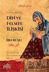 Endülüs Yayınları - Din ve Felsefe İlişkisi - Faslü'l-Makal