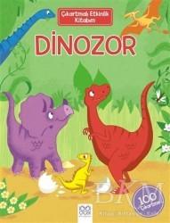 1001 Çiçek Kitaplar - Dinozor