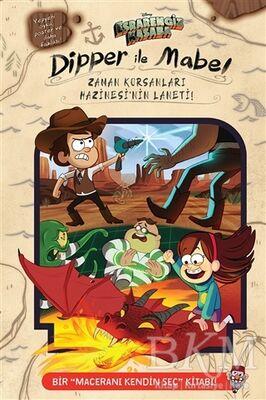 Disney-Esrarengiz Kasaba-Dipper ve Mabel - Zaman Korsanları Hazinesi'nin Laneti