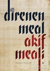Mahya Yayınları - Direnen Meal Akif Meali